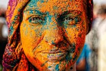 Holi Festival, India / The collection of best travel guides and travel tips to inspire you to visit the colorful Holi Festival in India.   Let your wanderlust take you on an adventure around the world with Travel To Blank.  Travel Couple, Travel Guide, Luxury Travel, Walking Guide, Traveling Tips, Packing list, Wanderlust, Wonderlust, Travel Inspiration