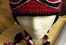 Power rangers day crochet