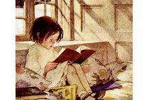 Vintage Children's Illustrations / by MMM Rose