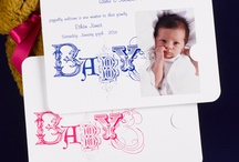 Oh Baby / Baby Photo Inspiration and Beautiful Birth Announcements