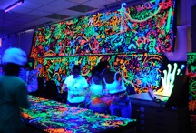 Black light ideas