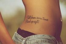 Tattoo/Piercing ideas / by Nicole