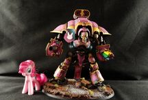 Imperial Knight / Miniature Painting