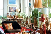 Interior eclectic / by Mary Drayna