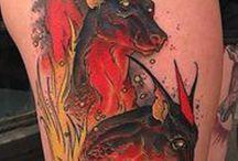 Будущая татуировка