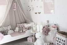 Girls Bedroom Ideas / Girls room decor ideas | bedroom ideas for sisters | shared bedroom