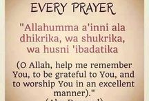 Beautiful prayers