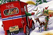 Vintage-Weihnachten