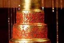 Wedding Cakes / Ideas for unique wedding cakes