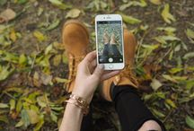 Fashion Bloggers / Well known blogger Ciara O' Doherty loves her Timberlands!