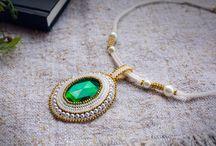 Beaded jewelry / Only handmade jewelry and bijou