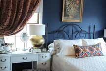 Bedrooms / by Pam Mathes Sutterfield