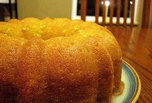 Eat Me - Cakes & Pie Recipes / by Cynthia J.