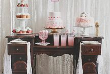 Dessert table [-] / by Lucia Melgar