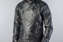 Leather clothes for men / www.vesa.ro www.vesa-furcoats.com