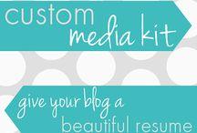Media & Press Kits / Media Kits & Press Kits