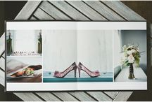 Wedding album layouts