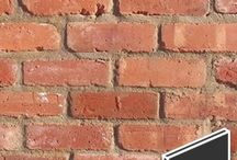 Brick Slips - Red Brick Slip Catalogue / Red Brick Slip Catalogue
