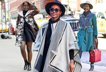 mode zwarte vrouw