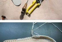 shoemaking / изготовление обуви