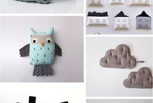 Baby's Room / Decoration idea for your baby's room