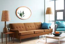 Interiors 50's inspired