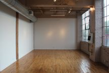 The Playground / The Playground is the private exhibition space supporting the PLAYGROUND DETROIT e-commerce platform.