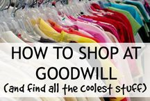 #Goodwill Finds and Crafts / Fun finds at local Goodwill store locations in our Dallas-are locations!
