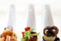 Tapas con legumbres / Les presentamos una deliciosas tapas con legumbres