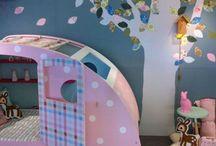 Çocuk - Bebek odası fikirleri
