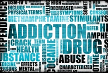 Addiction & Recovery / by Colleen Koncilja LCSW CADC