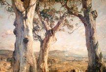 Landscape depiction