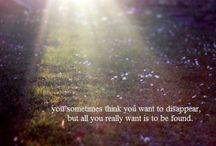 sayings / by Anne-Marie Lussier