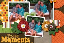 Scrapbook ideas / by Glennda Davis
