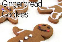 Ginger Bread Cookies Recipe