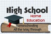 Homeschool - 9th Grade