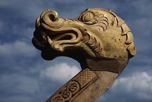 Viking DragonHeads