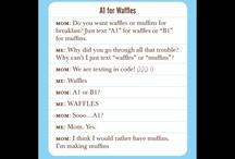 Hilarious / by Risha Jones