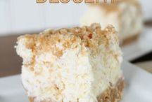 Desserts / Giulty Pleasure / by Styletoday