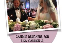 Candles by WeddingCandles.ie / Customised and Personalised Candles Wedding, Christening, Remembrance...
