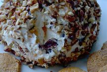 Fall Themed Appetizers and Wine Pairings / by Lynne Siders