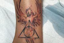 Tatuaje de hp