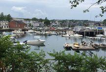 Rockport Harbor Views