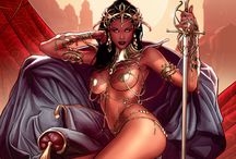 Dejah Thoris Warrior Princess of Mars