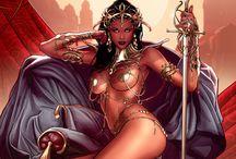 Dejah Thoris Warrior Princess of Mars