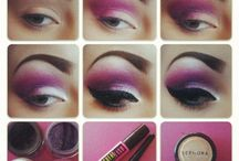 Makeup & Nails / hair_beauty / by Nakeshia Woods