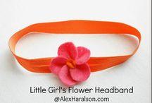 Hair Stuff for Little Girls