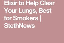 lungs cleaner