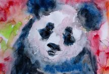 Animal paintings and photos / All things animal :)