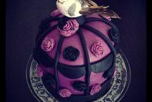 Gâteau 3D et pâte à sucre